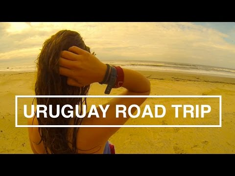 URUGUAY ROADTRIP | 3 MINUTES OF LIFE