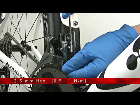 SRAM RED - 2012 Derailleurs Installation and Adjustment