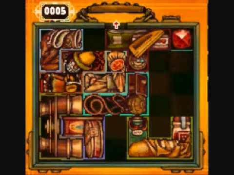 Professor Layton e il futuro perduto - Enigma 38 La borsa strapiena