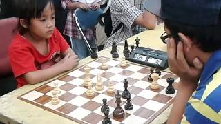 Catur kelas dewa | Anak ini kalahkan orang dewasa di UGM Yogyakarta