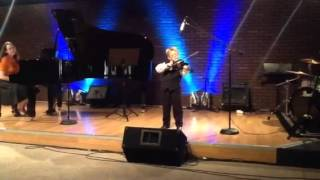 Sam Groom violin concert 7 yr. old