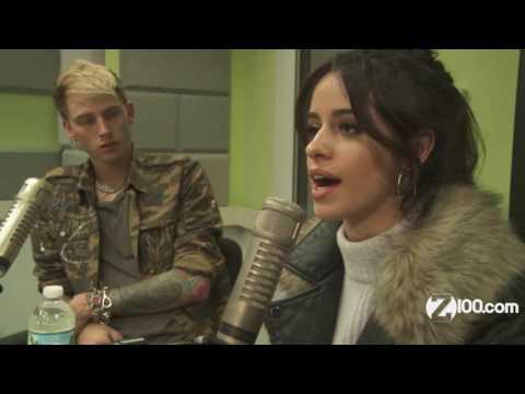Camila Cabello & Machine Gun Kelly Talk Bad Things, Halloween Costumes, and Rap A Little! #1
