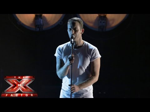 Jay James sings The Proclaimers'- I'm Gonna Be (500 Miles) | Live Week 2 | The X Factor UK 2014