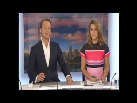 ABC-TV Weekend Breakfast News and Weather for 12.4.2015