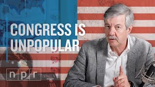 Why America Reelects A Congress It Hates | Ron's Office Hours | NPR