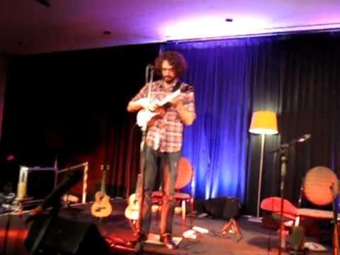 James Hill - Kashmir - Led Zeppelin - Sound Check