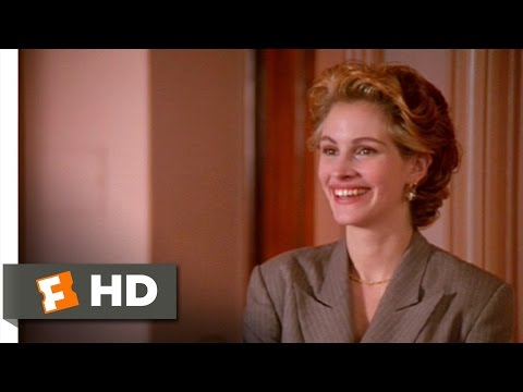 Ready to Wear (10/10) Movie CLIP - Adieu Anne Eisenhower (1994) HD