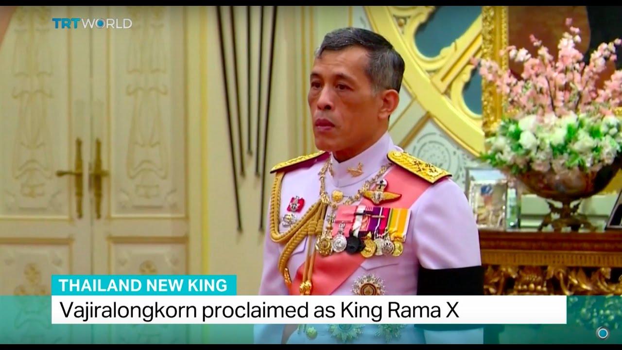 Thailand New King: Vajiralongkorn proclaimed as King Rama X