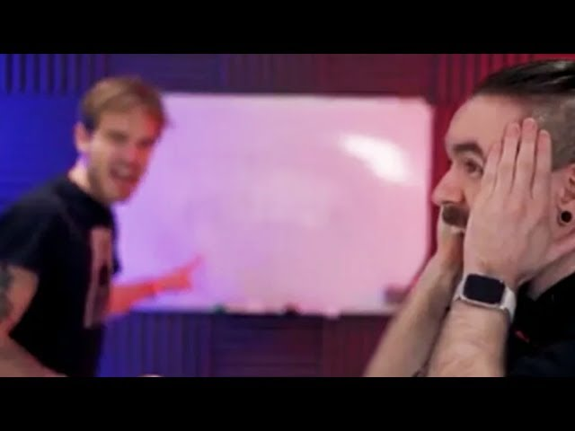 Jacksepticeye And PewDiePie Memes thumbnail