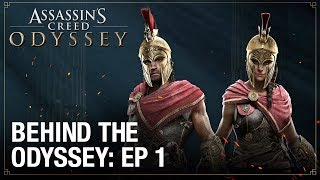 Assassin's Creed Odyssey: Ep. 1 - RPG Mechanics   Behind the Odyssey   Ubisoft [NA]