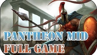 Full Community Gameplay Pantheon Mid #20