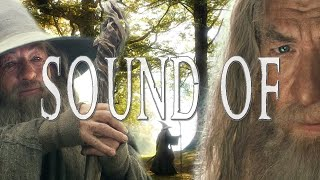 Lord of the Rings - Sound of Gandalf the Wandering Wizard