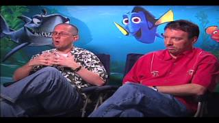 Finding Nemo: Oren Jacob and Ralph Eggleston Interview Part 2 of 2
