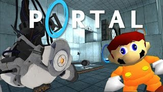 Portal M4R10 - If Mario was in...Portal