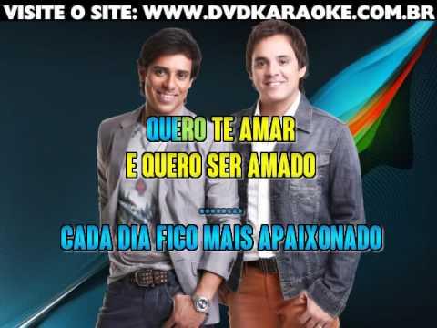 Guilherme & Santiago   Seu Amor É Tudo O Que Eu Quero