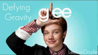 Chris Colfer - Defying Gravity