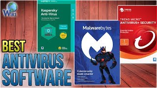 10 Best Antivirus Software 2018