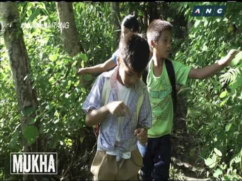 Igorot boy crosses 4 mountains, 2 rivers just to get to school