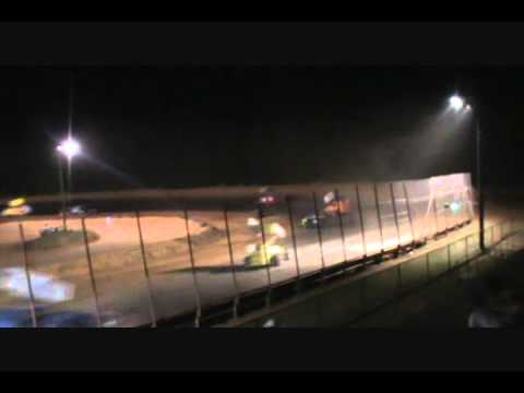 Feature Race, Champion Park Speedway, Minden La, 8-20-11