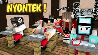 UJIAN !! - Sketsa Minecraft 4 Brother ft. Anited & Muthia Savira | Minecraft Animation Indonesia