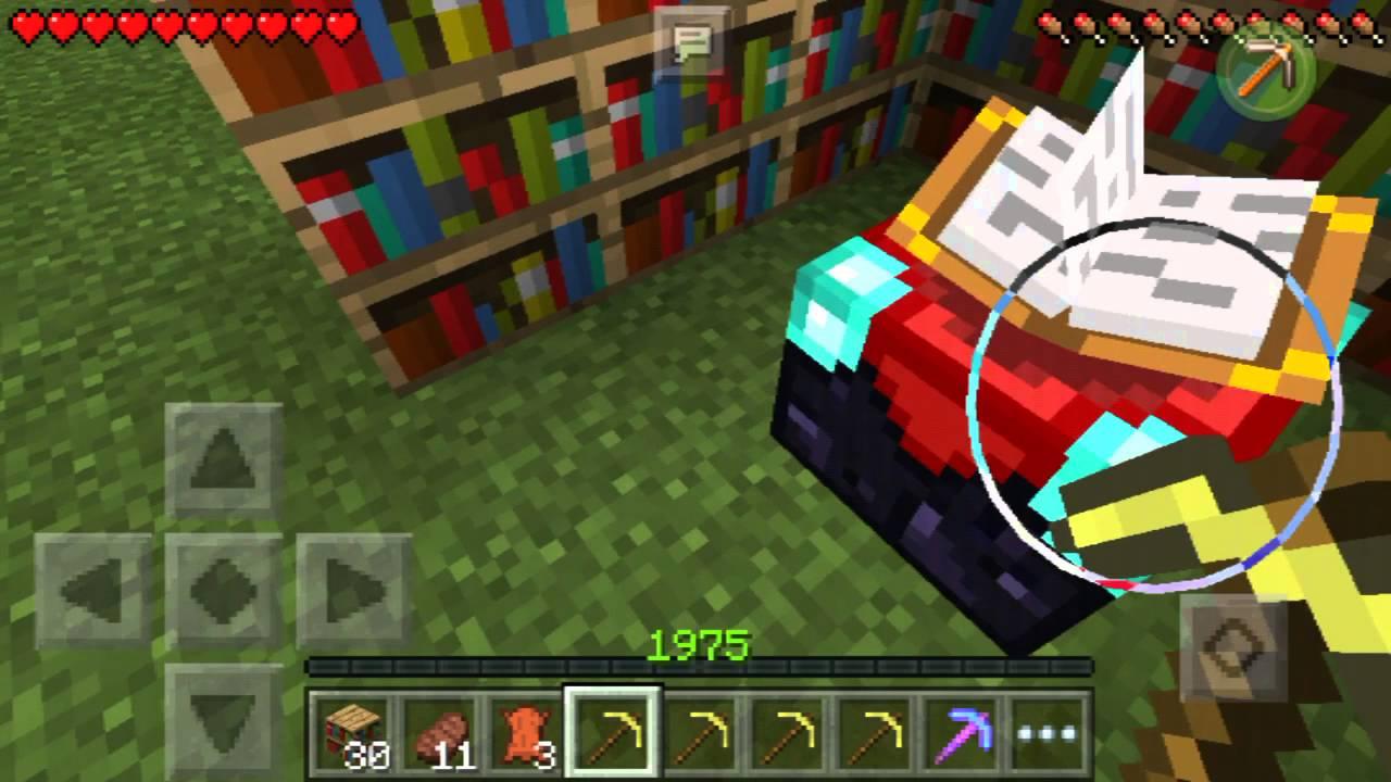 Как сделать свои предметы для minecraft