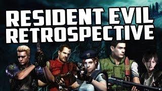 Resident Evil 1-3 Retrospective