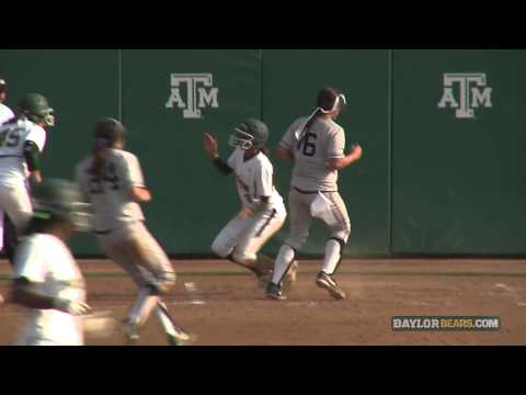 Baylor Softball: Highlights vs. Arizona (NCAA)
