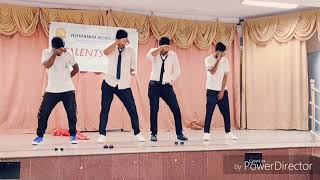 ENTERTAINMENT ADDA # KANNADA & HINDI SONG #LAZY dance #Must watch