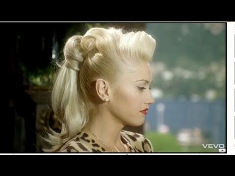"Gwen Stefani Cool Video Hair Gwen Stefani-""cool Video"