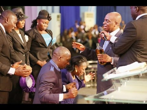 Bishop Oyedepo Drastic! Impartation Dr Paul Enenche At Dunamis Hq video