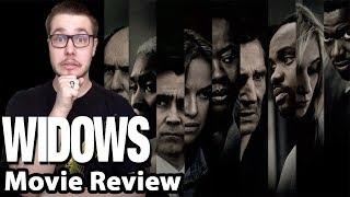 Widows - Movie Review