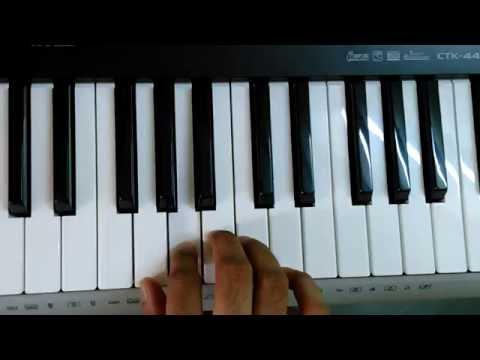 Ajnabi Mujhko Itna Bata   keyboard/ Piano   Instrumental
