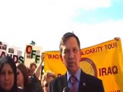 Rep. Dennis Kucinich: Stealing Iraq's Oil