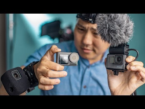 Why the DJI Osmo Action will NOT dethrone GoPro