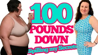 The Secrets to My 100 lb Weight Loss / What I Eat on Keto to Lose Weight / How I've Kept off 100 lbs
