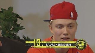 Tiikerit-show 13 - Lauri Kerminen