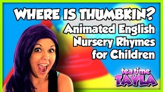 download lagu Where Is Thumbkin - Animation English Nursery Rhymes For gratis