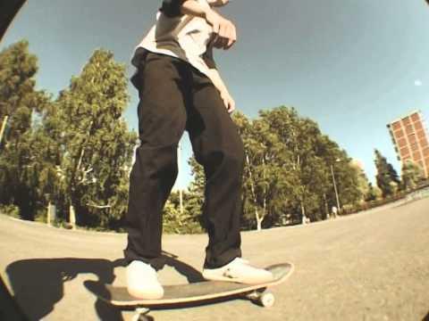 A° | Aste Skateboards | Juha Nikkinen
