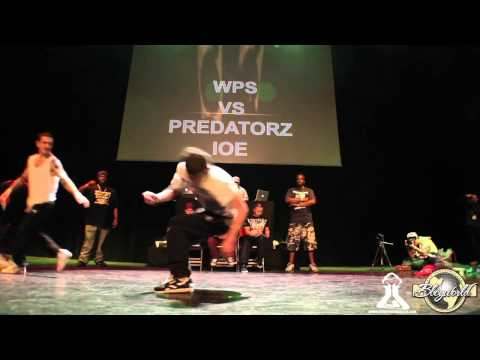FUNT & HILL vs GIPSY & GUN (STREET ARTISTS BATTLE 2013) WWW.BBOYWORLD.COM