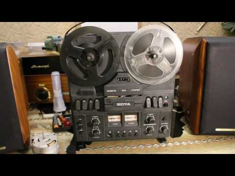 Магнитофон-приставка Нота-203 стерео
