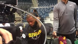 LeBron James: Giannis Antetokounmpo has 'skillset' to be MVP