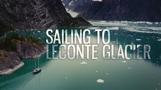 WE WENT SAILING TO AN UNCHARTED TIDEWATER GLACIER