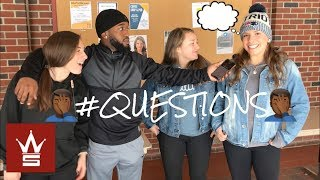 WSHH QUESTIONS | (COLLEGE EDITION) | PUBLIC INTERVIEW | EPISODE 1