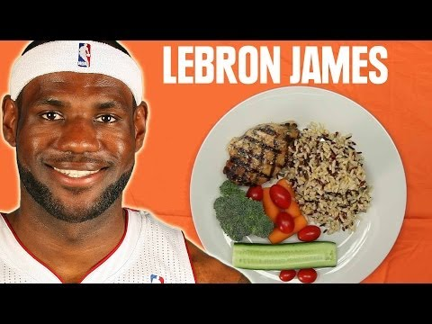 Find out what LeBron is really full of... Share on Facebook: http://on.fb.me/1qfaRVp Like BuzzFeedVideo on Facebook: http://on.fb.me/18yCF0b Share on Twitter...