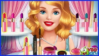 Barbie Makeover Game. Barbie game for girls. Barbie Beauty Tutorials