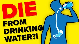 What If You Drank Too Much Water? A Woman Did Just That - See What Happened To Her