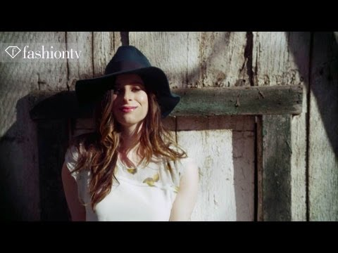 Winter Kate and House of Harlow 1960 Campaign by Nicole Richie ft. Sasha Spielberg | FashionTV
