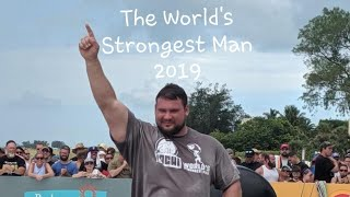 MARTINS LICIS WINS THE WORLD'S STRONGEST MAN 2019