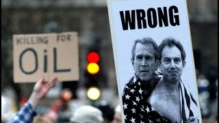 'Oil interests discussed in gov't prior to Iraq War' FOI proves