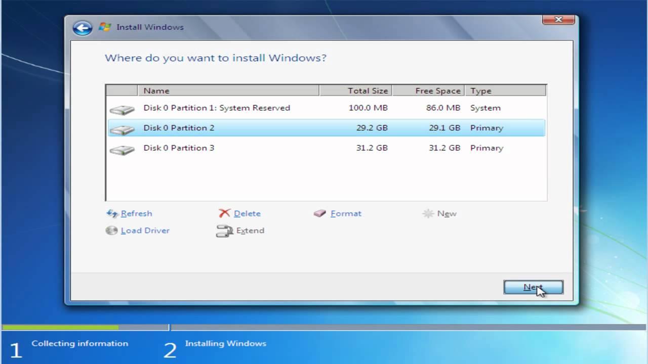 Как записать файлы на флешку 794